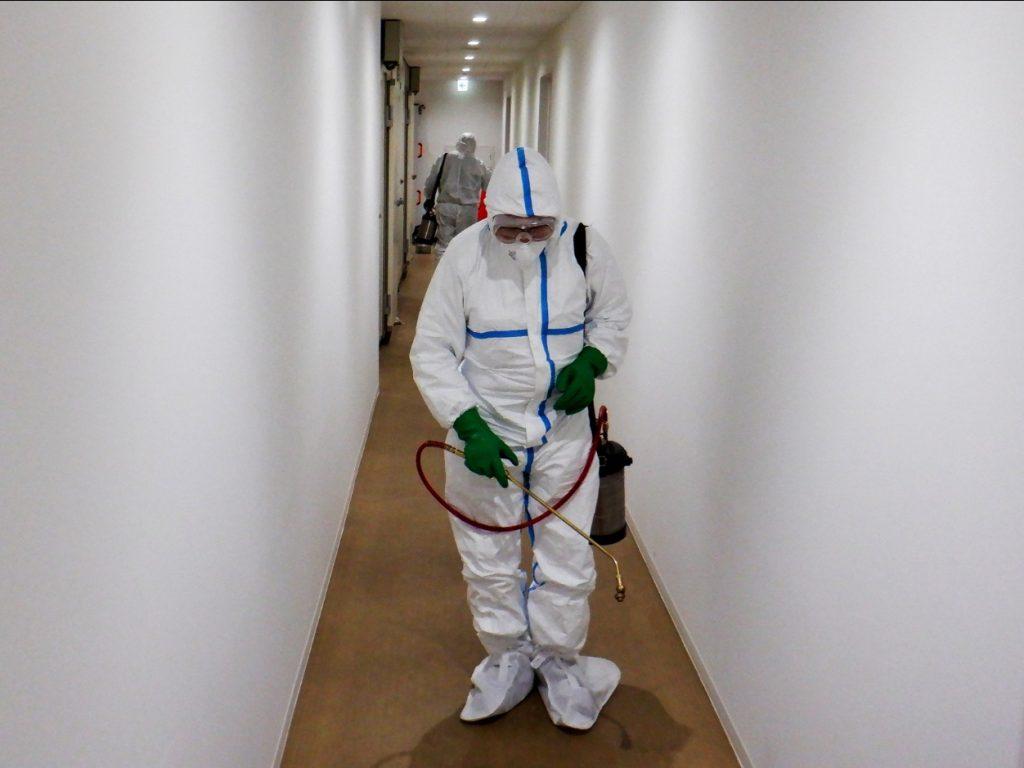 殺菌消毒・消臭対策