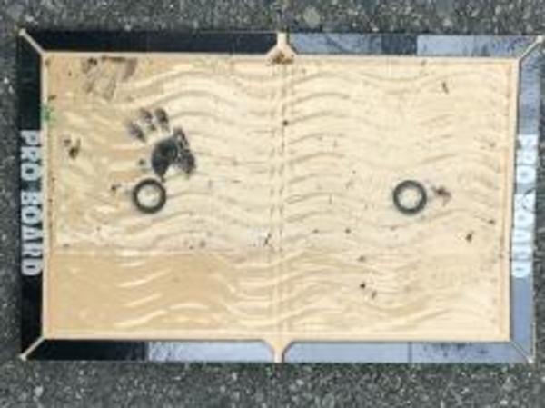 某集配センター アライグマ捕獲施工サムネイル