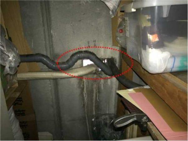 市内 某商業施設 防鼠施工サムネイル