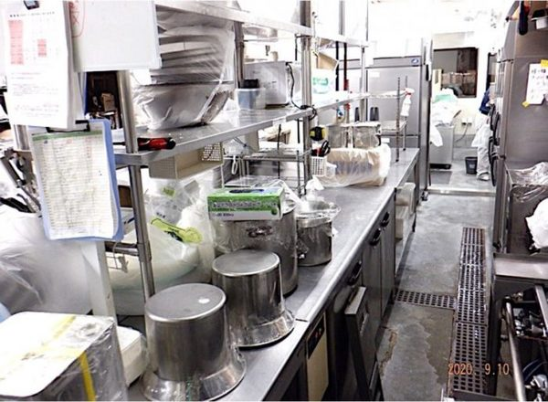 市内 某飲食店 ゴキブリ駆除スポット施工サムネイル