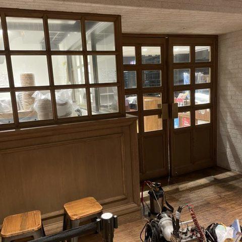 【ゴキブリ駆除】 大阪府某市 某飲食店  ゴキブリ駆除施工(総防除施工)サムネイル